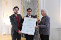 Evropská cena EuroNatur, 2014
