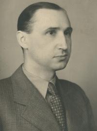 father Karol Markovič (1897 - 1980)