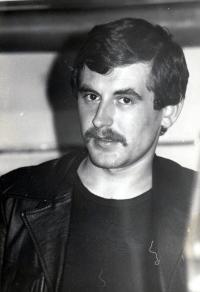 Pavel Bártek / 80. léta