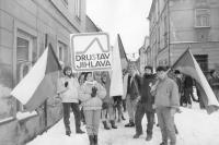 Firma Drustav Jihlava přichází na generální stávku