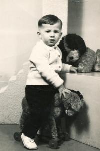 Josef Baxa, cca v roce 1962-1963