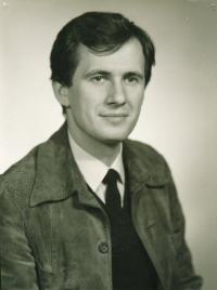 Josef Baxa, cca 1985