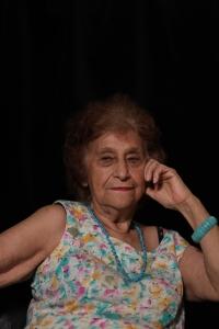 Jaroslava Suchá in July 2019