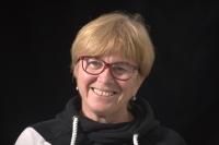 Lenka Honnerová během natáčení
