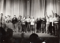 Divadlo Liberec, 24. listopadu 1989