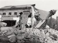 Odstřel divadla v Mostě, 1983