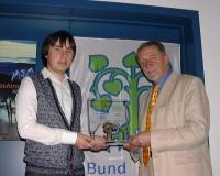 Předávání Haas-Lechnerovy ceny v Německu, 2002