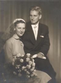 Svatba 1955