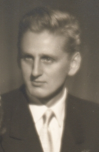 Miroslav Pešta 1955
