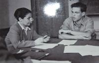 1953, maturita ze slovenštiny