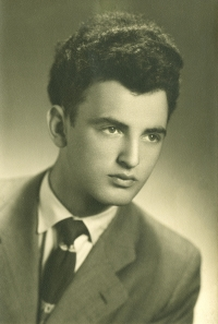 Pavel Jelínek, cca 1960