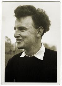 Pavel Jelínek, cca 1965