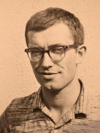 Oldřich Novotný, první polovina 60. let