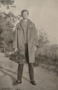 Oldřich Novotný, konec 60. let