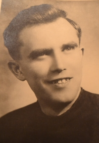 Otec Oldřicha těsně před uvězněním, 1948/1949