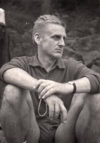 Miroslav Pešta, manžel