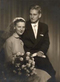 Svatební, 1955