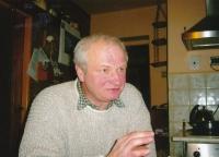 Václav Dašek koncem 90. let