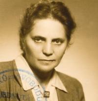 Matka Růžena Engländerová