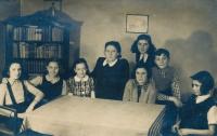 Domácí škola 1940-1941