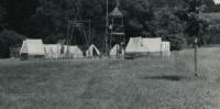 Tábor v Kolodějích, 1970
