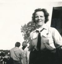 Dagmar Housková, 1969