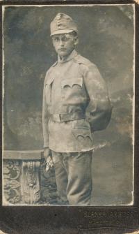 Josef Drozd, otec Zdeňky Velímské