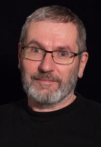Tomáš Křivánek při natáčení