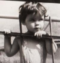Dcera Jana Housková, 1961-62