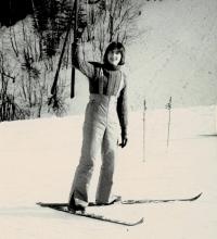 Milan Blažek cca v roce 1980