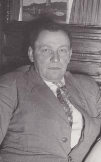 Mlynář Josef Blažek (1898-1980)