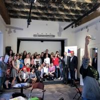 Úvodní setkání projektu Příběhy našich olympioniků