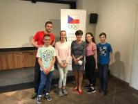 Setkání s žáky v Malostranské besedě
