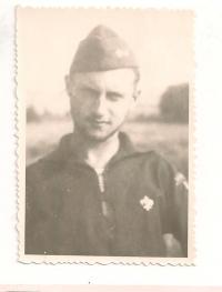 Emil Tuma, 1947