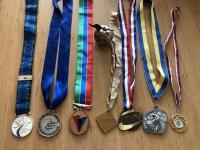 Sbírka medailí
