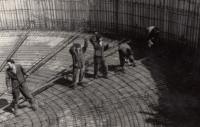 Čistička odpadních vod v Bubenči, 1959