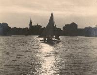 Vorvaň na vodách - 1946