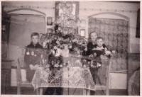 Vánoce za války