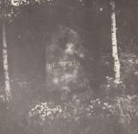 Společný hrob Glaina