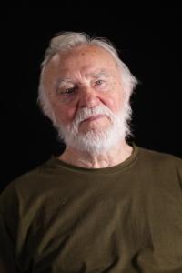 Bohumil Röhrich v roce 2019