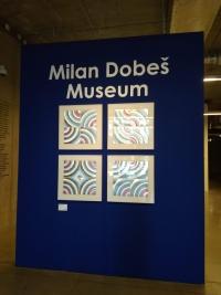Múzeum Milana Dobeša  Ostrava Vítkovice