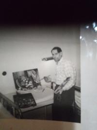 Otec Magdy Michal Stefan, Stropkov, 1980
