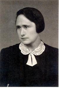 Mother vViera Markovičová - Záturecká (1910 - 1953)
