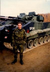 Na misi NATO, Bosanska Krupa, 1997
