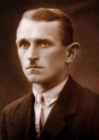 František Kukla, otec Marie Veselé.