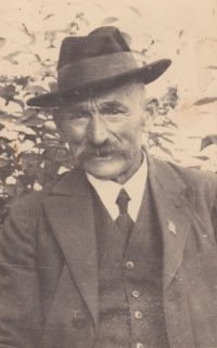 František Hanauer, dědeček Bedřicha Hanauera mladšího