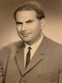MUDr. Jiří Koref (nar. 1932)