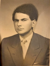 """MUDr. Jiří Koref: """"V transportu do Terezína mi odešlo dvacet tři příbuzných"""""""