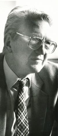 Vladimír Brabec před srpnem 1968