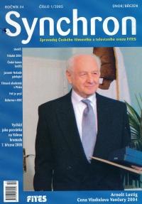 Zdeněk Zůna na obálce Synchronu